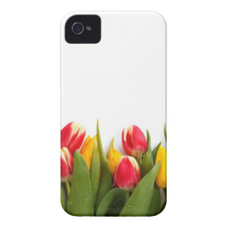 Tulips graphic photo iPhone case cover