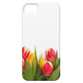 Tulips graphic photo tulips flowers floral nature iPhone SE/5/5s case