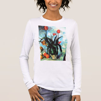 'Tulips in a Vase' Long Sleeve T-Shirt
