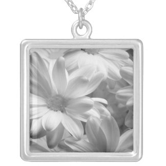 Tulips in Keukenhof Gardens, Holland. 2 Silver Plated Necklace