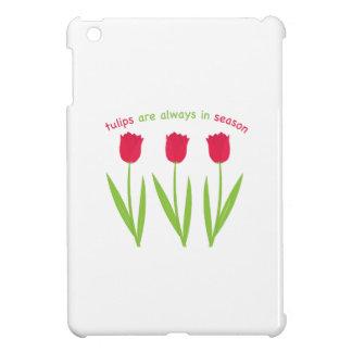 Tulips In Season iPad Mini Covers