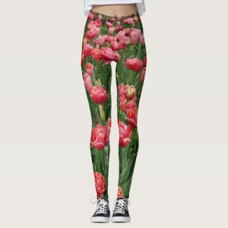 Tulips in Spring Leggings
