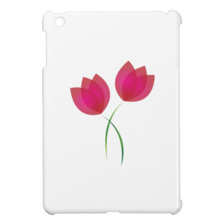 Tulips iPad Mini Covers