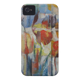 Tulips iPhone 4 Cases
