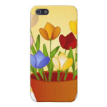 Tulips iPhone Case 4 Cover For iPhone 5