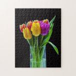 "Tulips Jigsaw Puzzle<br><div class=""desc"">Tulips 10x14 Photo Puzzle</div>"