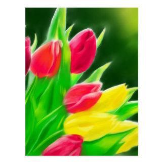 Tulips.jpg Tarjeta Postal