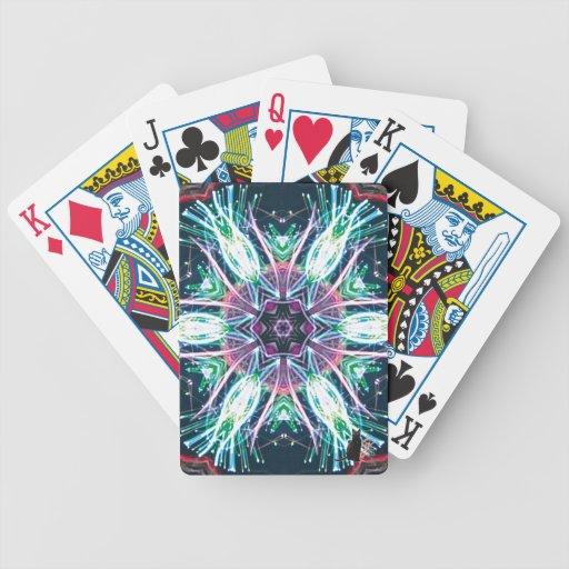 Tulips KaleidoscopeKards Card Decks