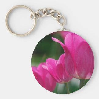 Tulips Keychain