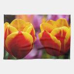 Tulips Kitchen Towel