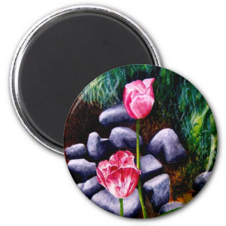 Tulips Magnet