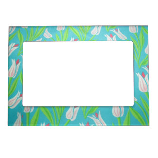 Tulips Magnetic Picture Frame