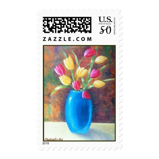 Tulips on the way.. postage