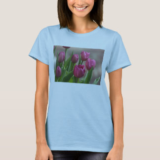 Tulips Photo T Shirt