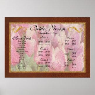 Tulips - Pink & Purple Tulips Poster