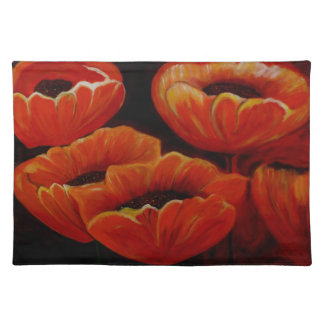 Tulips Place Mat