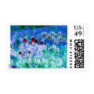 Tulips Postage Stamp