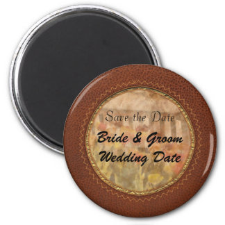 Tulips - Retirement can be sweet 2 Inch Round Magnet