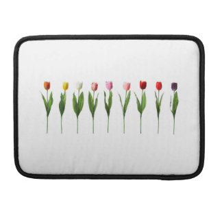 Tulips Sleeves For MacBook Pro