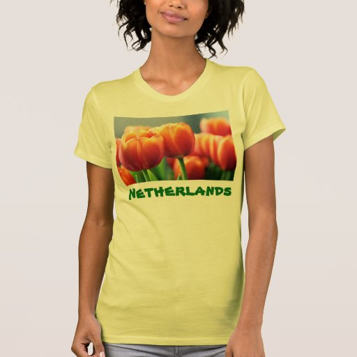 Tulips Tee Shirts