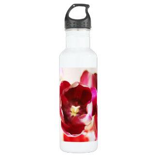 """""""Tulips"""" Water Bottle"""