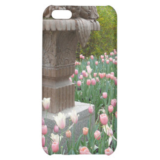 Tulips with Fruit Bowl Sculpture iPhone 5C Covers
