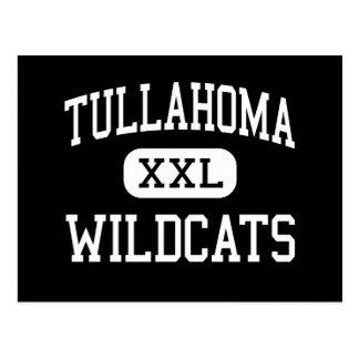 Tullahoma - gatos monteses - alto - Tullahoma Postal