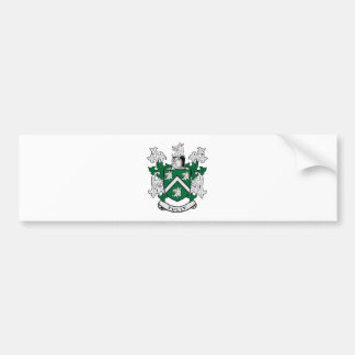 TULLY Coat of Arms Bumper Sticker