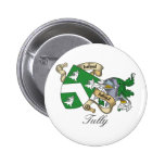 Tully Family Crest Buttons