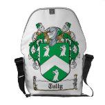 Tully Family Crest Messenger Bag