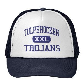 Tulpehocken - Trojans - High - Bernville Trucker Hats