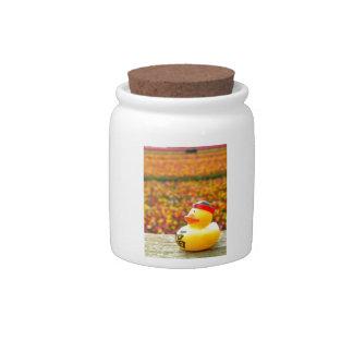 Tulpip Ducky Candy Dish