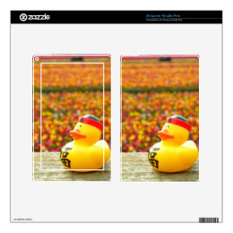 Tulpip Ducky Decals For Kindle Fire