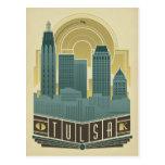 Tulsa, AUTORIZACIÓN Postal