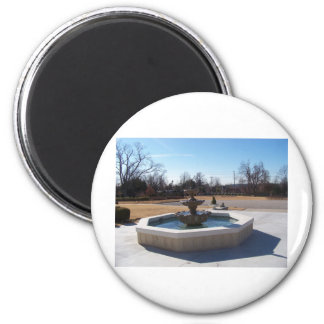 Tulsa Gardens Magnet