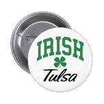 Tulsa Irish Buttons