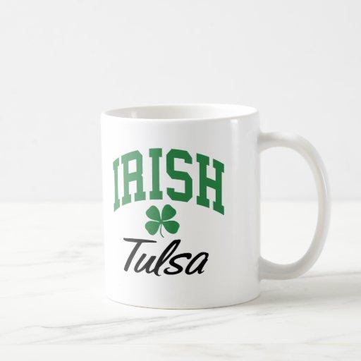 Tulsa Irish Coffee Mugs
