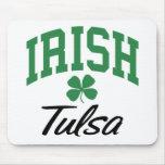 Tulsa Irish Mouse Pad