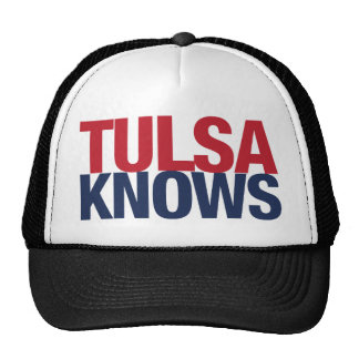 Tulsa Knows Trucker Hat