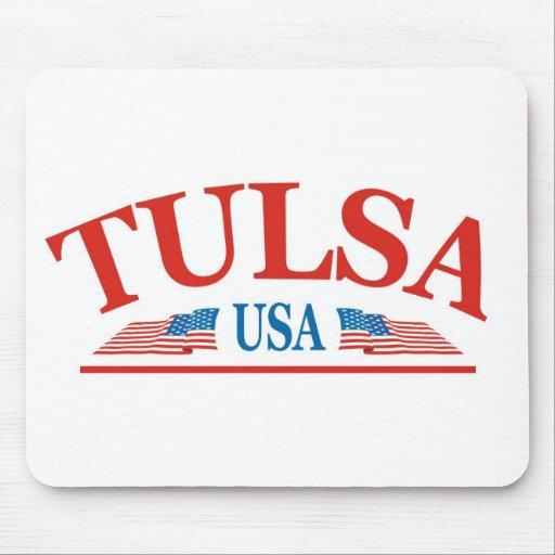 Tulsa Mouse Pad