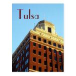 Tulsa OK Postcard