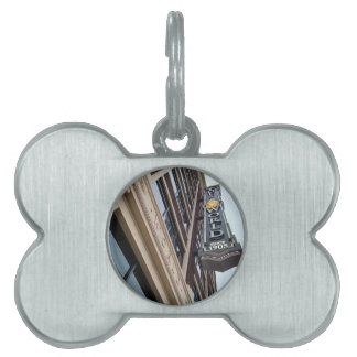 tulsa oklahoma world pet name tag