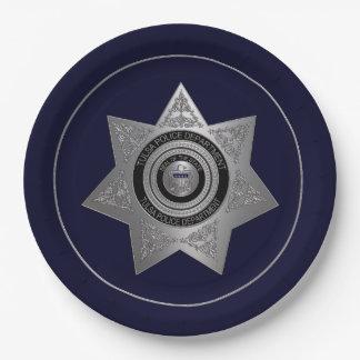 Tulsa-Police-Dept-Badge-OPTION 1-PAPER PLATE