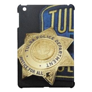 Tulsa Police mini ipad case