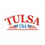 Tulsa Postcard