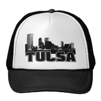 Tulsa Skyline Trucker Hat