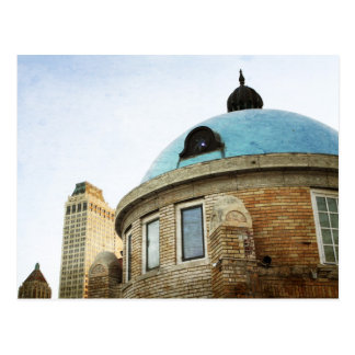 Tulsa's Blue Dome Postcard