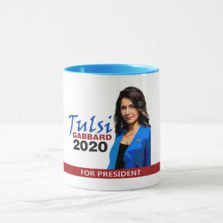 Tulsi for President 2020 Mug