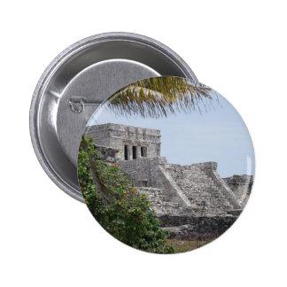 Tulum 2 Inch Round Button