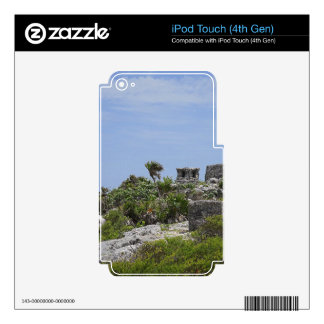 Tulum 2 iPod touch 4G skins